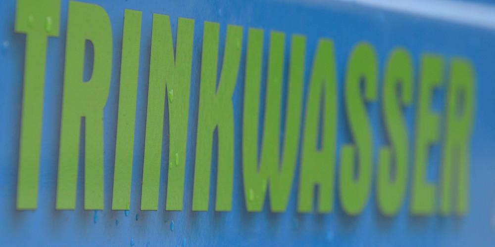 Ohne Wasser, merkt Euch das... - Rund 5.000 private und gewerbliche Kunden versorgt der Zweckverband.